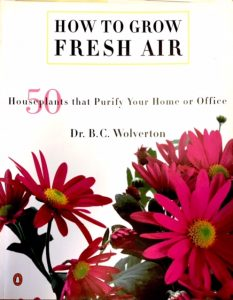 Capa do livro: How ro Grow Fresh Air de Bill Wolverton